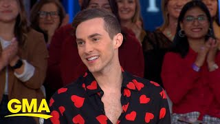 Adam Rippon previews 'Beautiful on the Outside' book l GMA