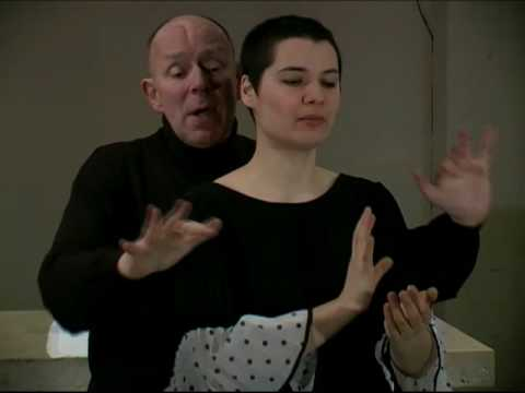 Overtone Singing Duet: Natascha Nikeprelevic  & Michael Vetter