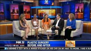 Fox News Chicago Special - Plastic Surgery Before and After - Chicago vs. L.A.