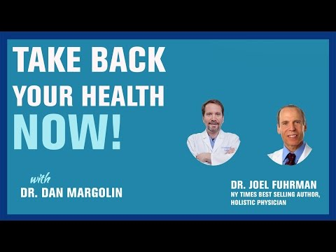 10: Interview with Dr Joel Fuhrman, Holistic Physician