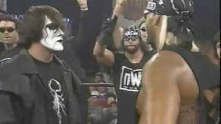 "February 24th 1997: Sting ""joins"" nWo"