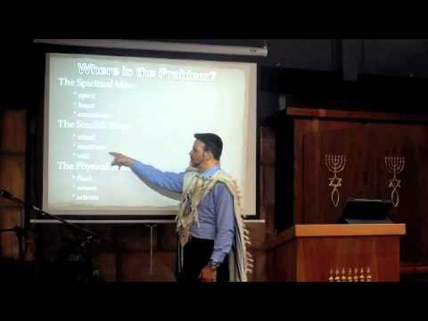 Parashat Tazria Metzora at Simchat Yeshua with Rabbi Brian Bileci