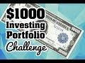 How to Invest and Pick Stocks with $1000 using Value Investing and Old School Value