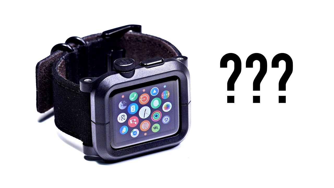 My Problem With The Apple Watch...