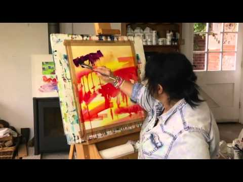 Revealing The Secrets of Acrylics - With Soraya French SWA