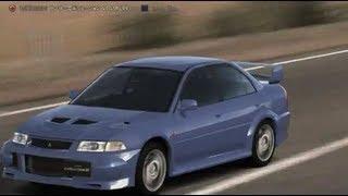 【GT5】【DEMO】 三菱 ランサーエボリューション VI GSR '99 Lancer Evo...