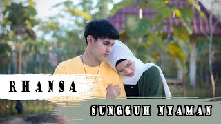Download SOUQY - SUNGGUH NYAMAN COVER BY RHANSA
