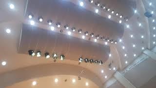 목민교회 엘이디 특수조명