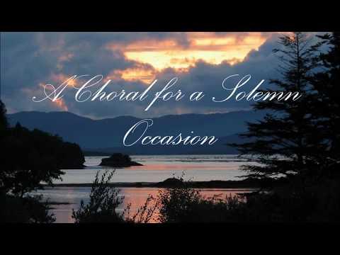 A Choral for a Solemn Occasion - Marc van Delft, Jouke Hoekstra, Frysk Fanfare Orchestra