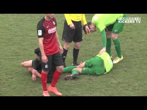 SC Freiburg vs Kickers Offenbach