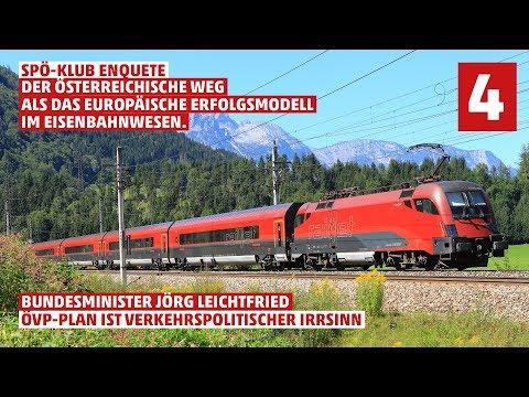 ÖVP-Plan ist verkehrspolitischer Irrsinn - Jörg Leichtfried