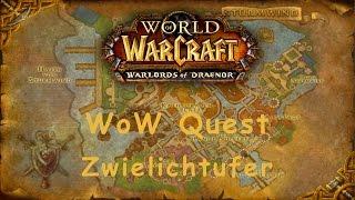 WoW Quest: Zwielichtufer