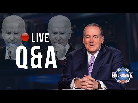 WHISPERIN' Joe Biden is NOT Messing Around Anymore!   LIVE Discussion with Mike Huckabee