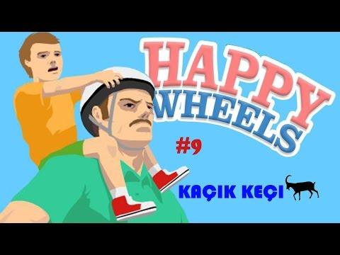 Happy Wheels Oynuyorum #9 TTO Hakkında Konuşma Ve Muhteşem Yetenekli Happy Wheels Oynayışım
