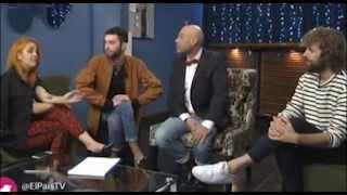 Santi Senso entrevistado en el Pais TV