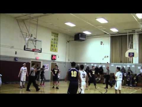 Sr. Fadley Chery 2015 2016 Basketball Season Cristo Rey Boston High School