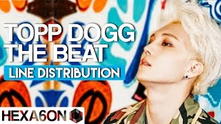 Watch Topp Dogg The Beat video