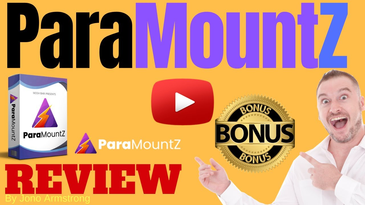 ParaMountz Review ⚠️ WARNING ⚠️ DON'T GET THIS WITHOUT MY 👷 CUSTOM 👷 BONUSES!!