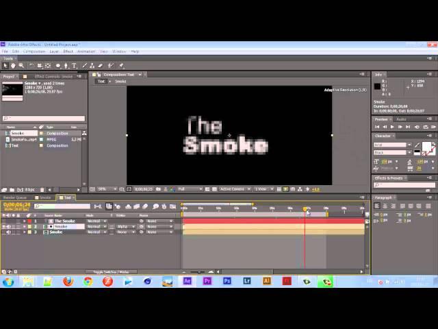Smoke Intro