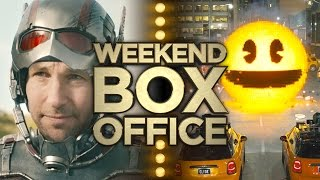 Weekend Box Office - July 24-26, 2015 - Studio Earnings Report HD