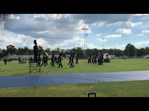 Kenwood High School Marching Band at Northeast HS 2018