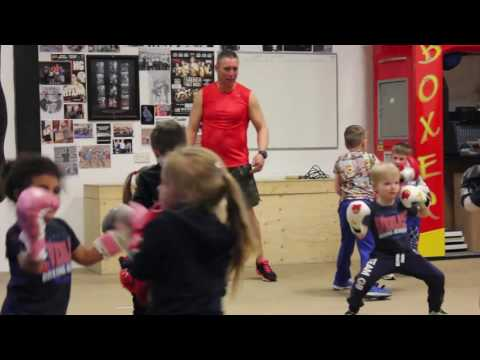 Gosport Boxing Club Promotional Video