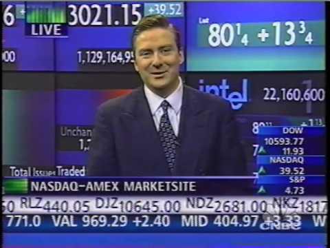 CNBC NASDAQ 3000 CLOSE
