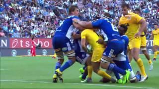 2017 Super Rugby Round 2: Stormers v Jaguares