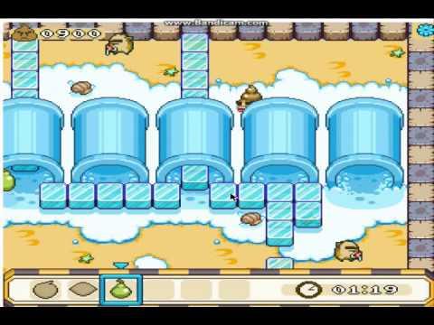 Nitrome Bad Ice-Cream 2 levels 26-29