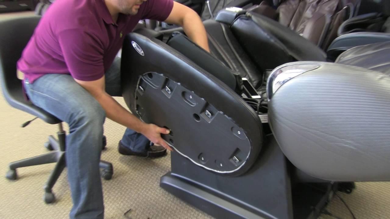 osaki os4000 cs ls arm panel shoulder panel removal - Osaki Os4000