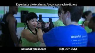 akua ba fitness commercial