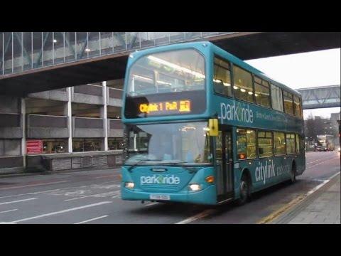 Nottingham Citylink Observations   January 2017