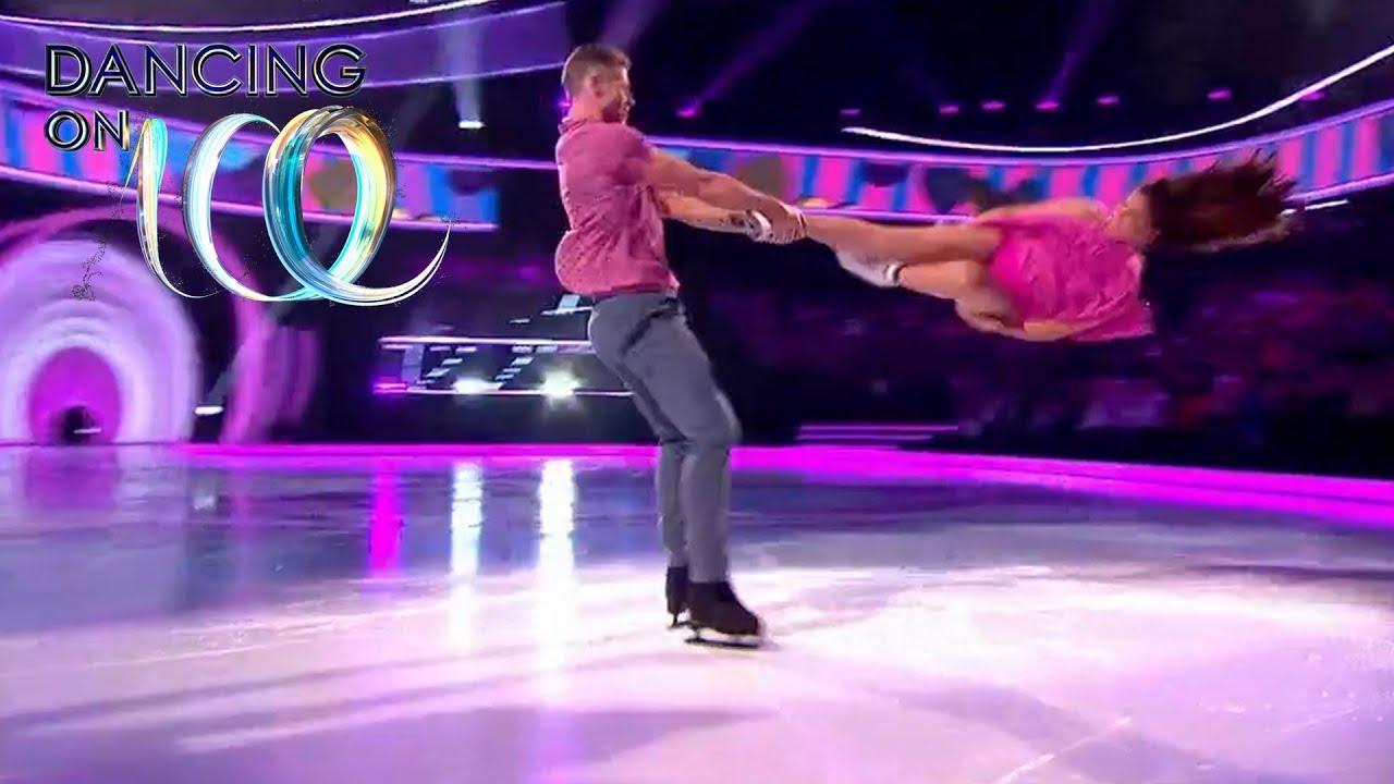 Saara Smashes The Headbanger In The Semi Final Dancing On Ice