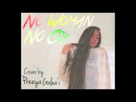 BOB MARLEY ' NO WOMEN NO CRY' COVER BY PREEYA...