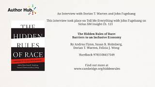 Dorian T. Warren, author of The Hidden Rules of Race, on Tell Me Everything with John Fugelsang