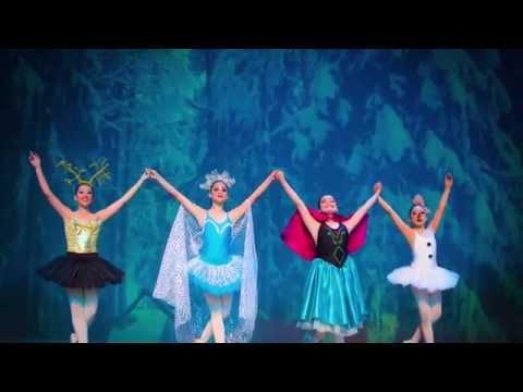 FROZEN BALLET MUSICAL Escuela de Ballet Culiacan