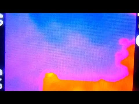 Morning Clouds Thermal VIew 703