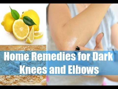 Remove Dry Skin From Elbows And Knees - Skin Care Beauty Tips