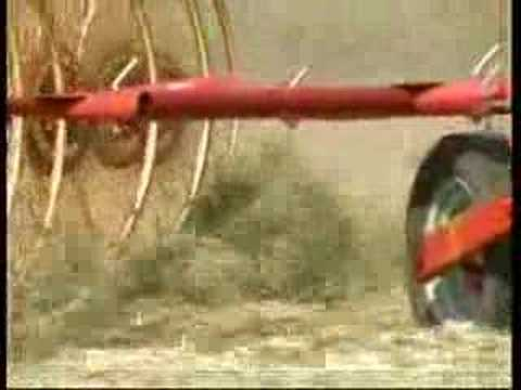 Tonutti Carted Hay Rakes Rcs Series