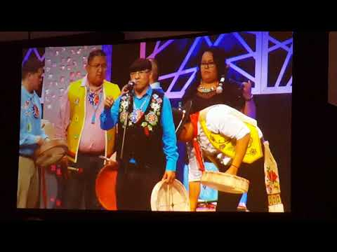 Closing ceremonies at the AISES 2017 National Conference