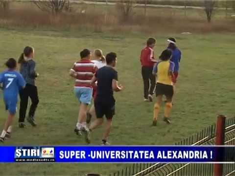 Super Universitatea Alexandria