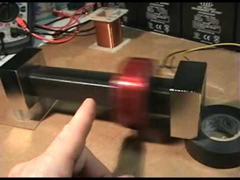 mostly permenent magnet motor test 1 youtube. Black Bedroom Furniture Sets. Home Design Ideas