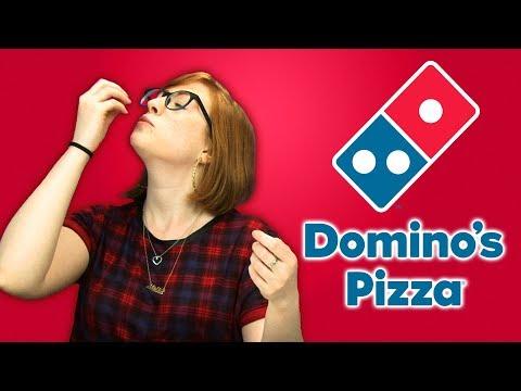 Irish People Taste Test Domino's Pizza