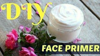 How to make face primer or makeup primer at home / INDIANGIRLCHANNEL TRISHA
