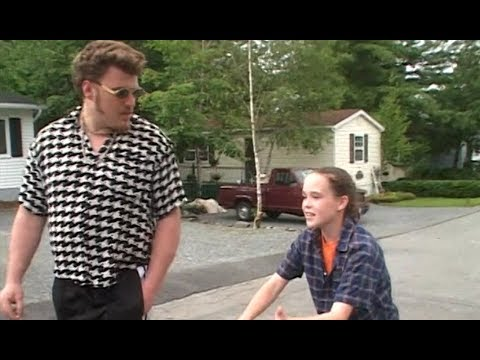 Park Boys Season 1 Deleted : Ellen Page as Treena Lahey