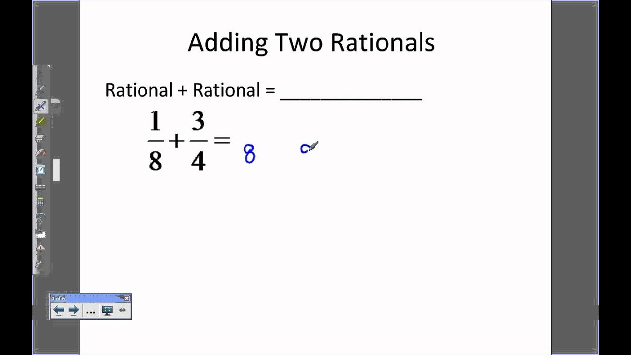 Rational and Irrational Numbers with videos worksheets games – Multiplying Rational Numbers Worksheet