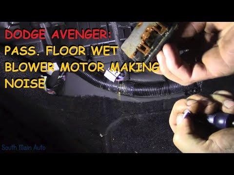 To Noisy Motor How Heat Fix Fan Blower Ac A