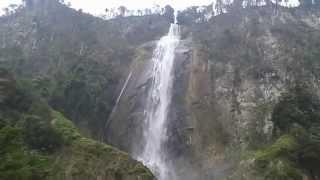 Air Terjun Ponot, Sigura-Gura Asahan, Sumatera Utara