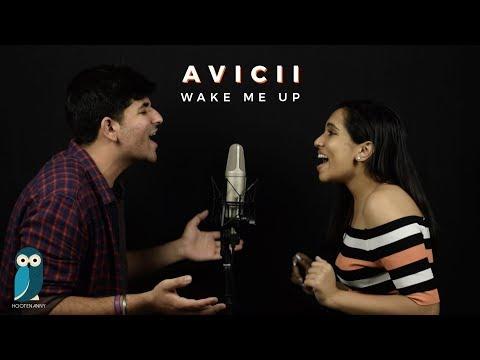 Avicii - Wake Me Up (Sing Off v/s Millie) | Hootenanny