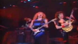 Iron Maiden - Quest For Fire LIVE